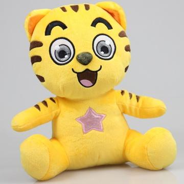 超萌 超可爱 快乐星猫公仔 大眼猫毛绒玩具 儿童情侣生日礼物(大眼猫