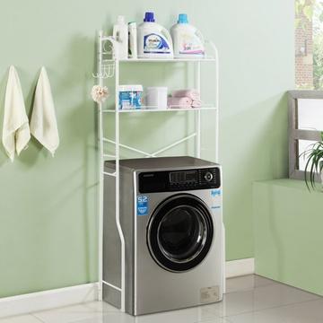 欧艺二层洗衣机马桶置物架-国美在线