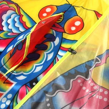 春季户外玩具蝴蝶风筝-国美在线