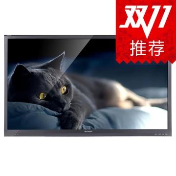SHARP 夏普 LCD-46LX450A 46英寸 全高清 网络LED液晶电视   3999元返200券   领有40寸 2999